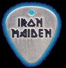 Púa Iron Maiden